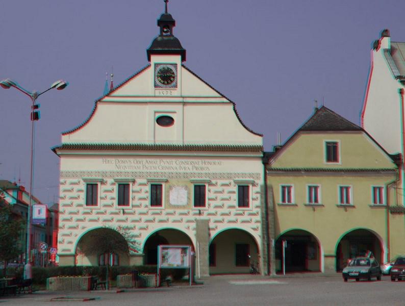 Dvůr Králové nad Labem – náměstí