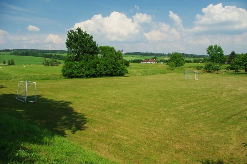 Bílé Poličany – fotbalové hřiště