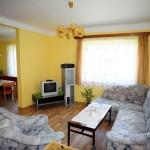 Obývací pokoj - Velký Vřešťov