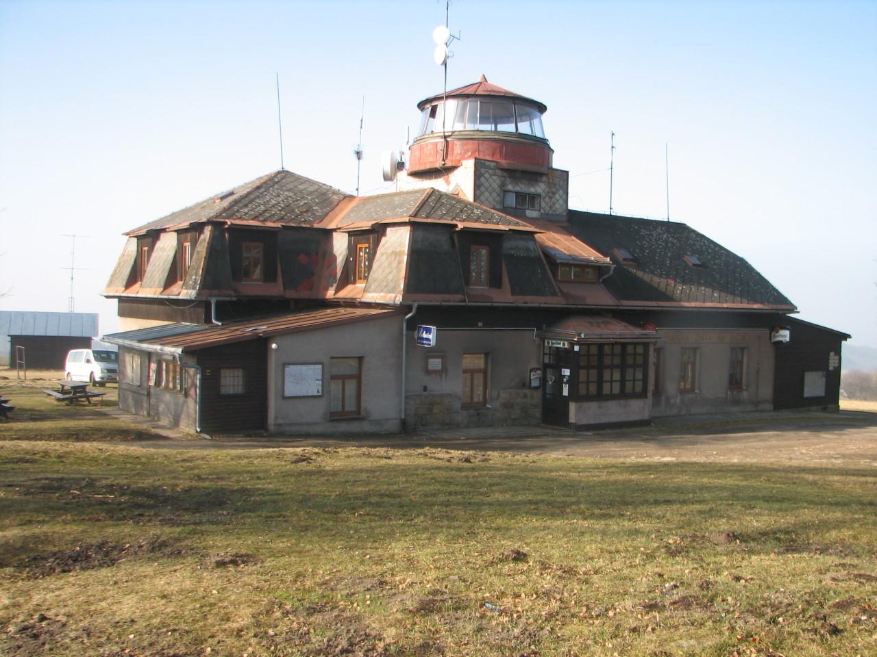 Turistika – Zvičina a Raisova chata