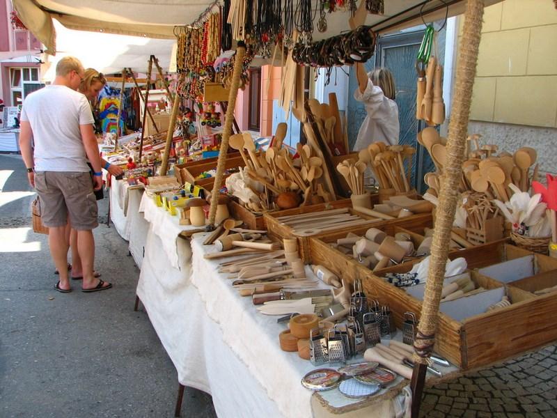Ostatní – trh v Miletíně