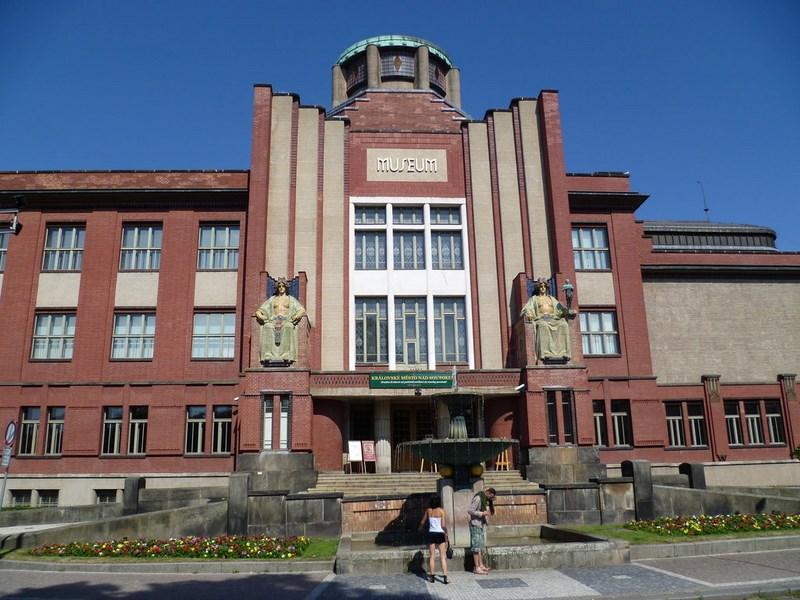 Turistika – Hradec Králové – muzeum
