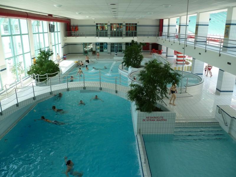 Turistika – aquapark Hradec Králové