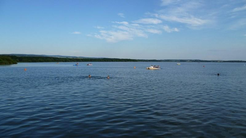 Turistika – přehrada Rozkoš