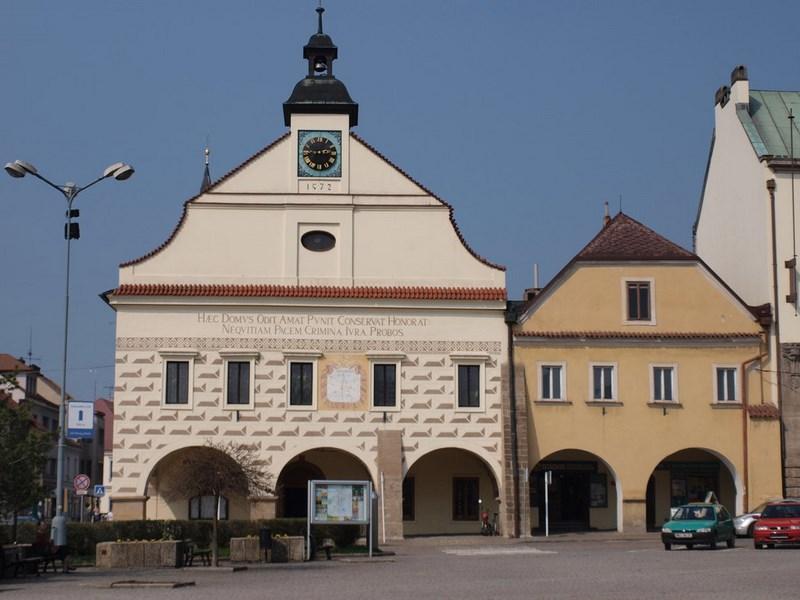 Turistika – Dvůr Králové nad Labem – náměstí