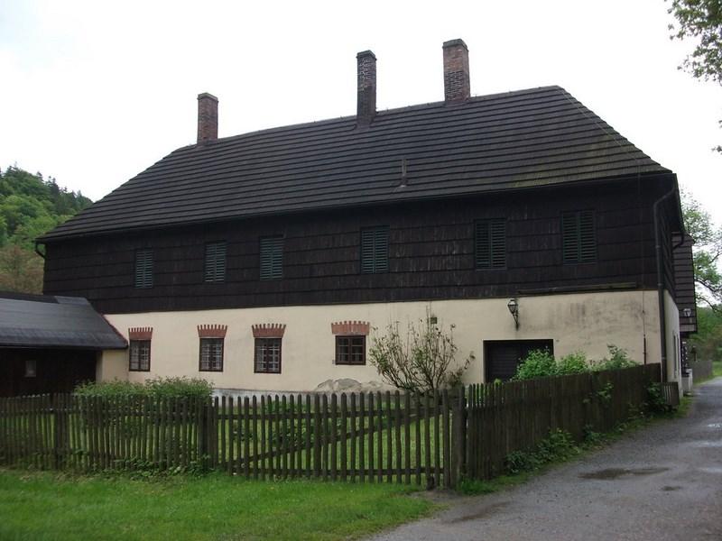 Turistika – Babiččino údolí, Ratibořice