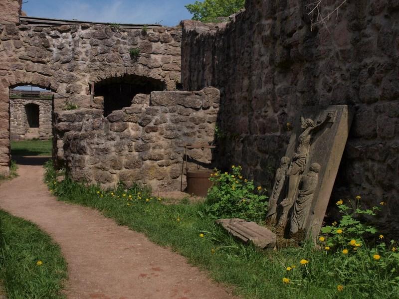 Turistika – hrad Pecka