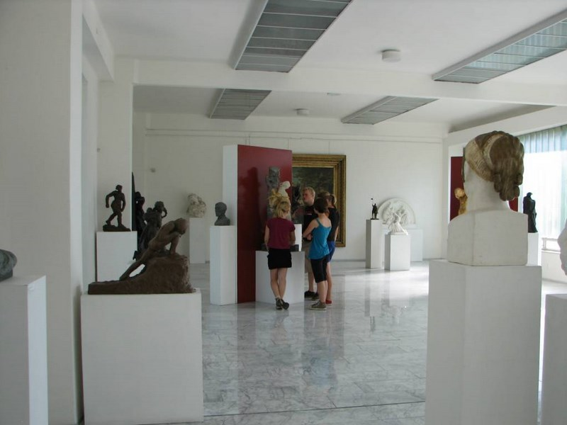 Turistika – Hořice v Podkrkonoší – Galerie plastik