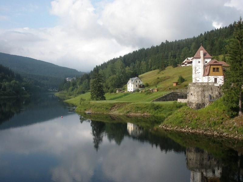 Turistika – Labská přehrada
