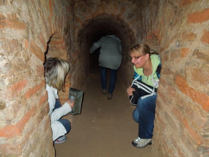Turistika – Pevnost Josefov