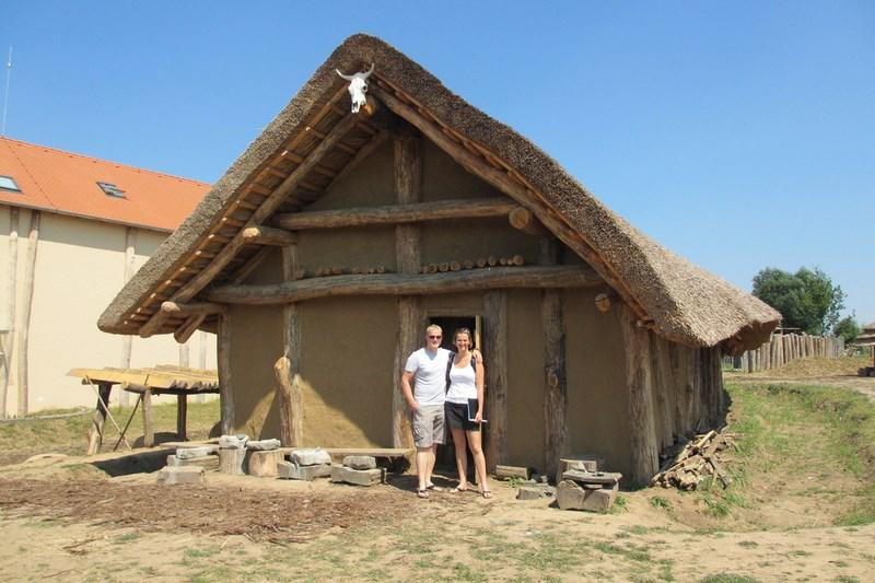 Turistika – archeopark Všestary