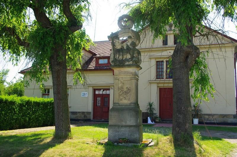 Velký Vřešťov – Kostel církve Československé husitské