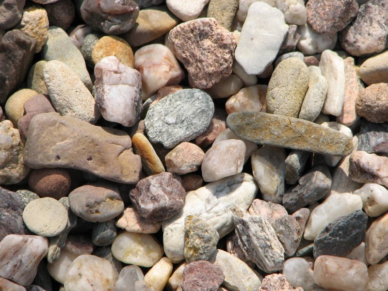 Příroda – kamínky
