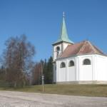 Kostel na Zvičině