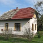 Měníme střechu - duben 2014