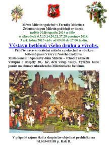 Betlémy Miletín