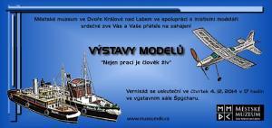 Výstava modely