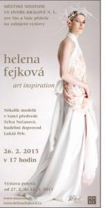 Helena Fejková - výstava