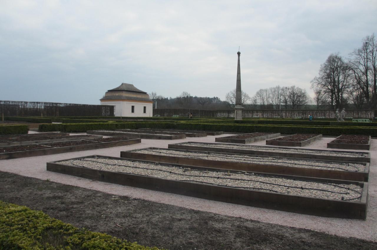 Turistika – Kuks, zahrady