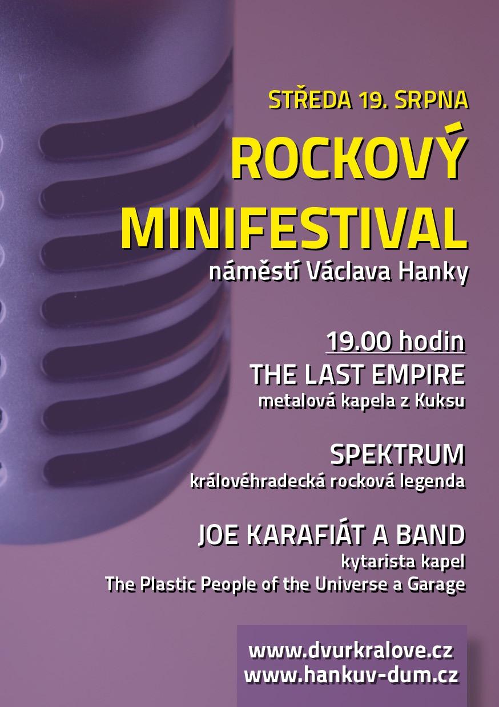 Rockový minifestival
