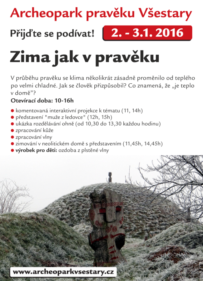 Archeopark Všestary