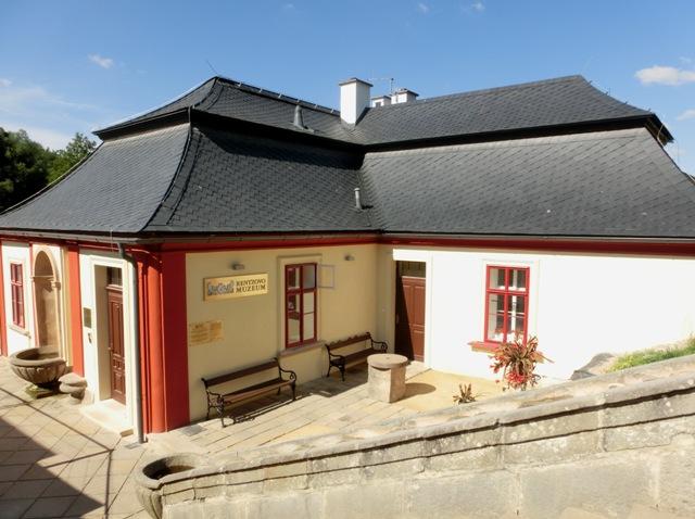 Rentzovo muzeum na Kuksu