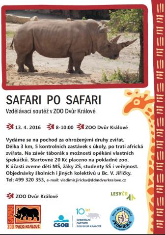 Safari po safari